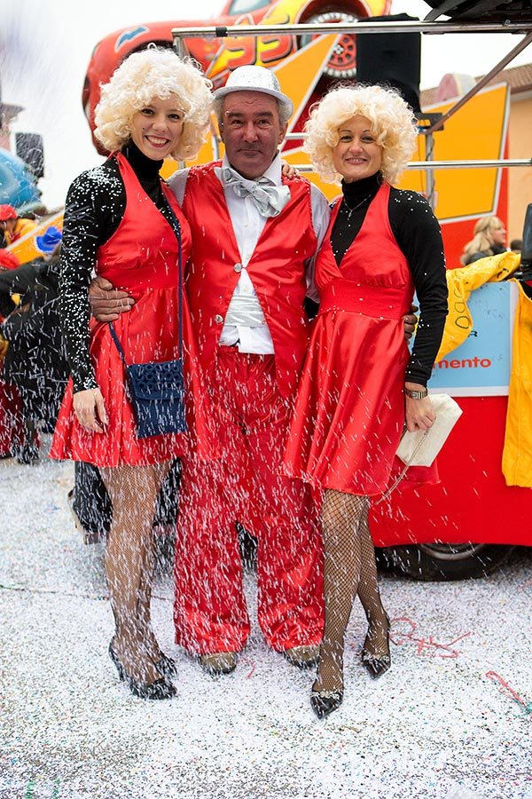 Carnevale 2008 - Vedelago (TV)