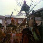 1983: Fattoria 'Le galline tutte matte'