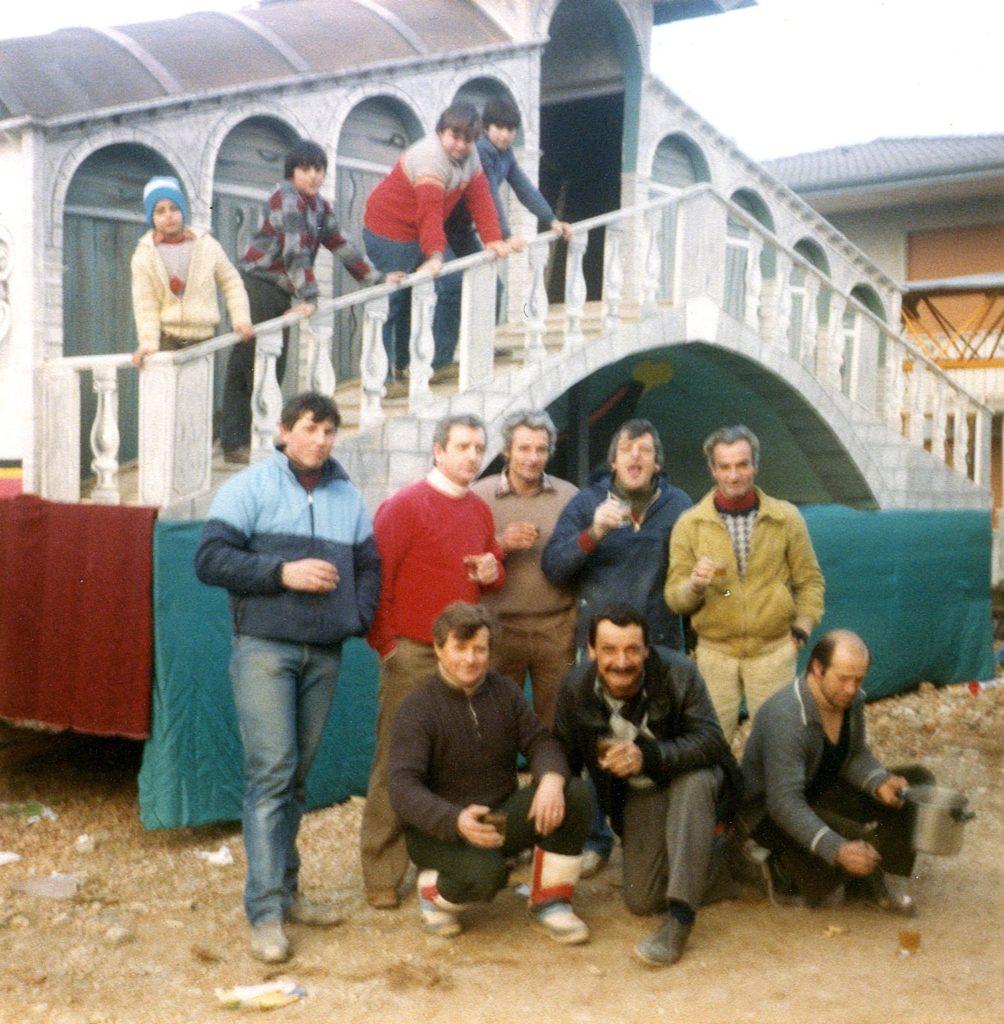 1985: Carnevale a Venezia1985: Carnevale a Venezia