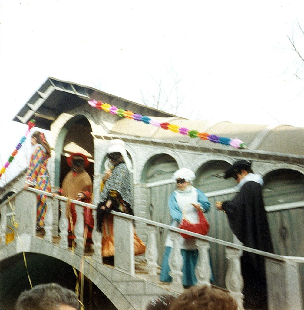 1985: Carnevale a Venezia