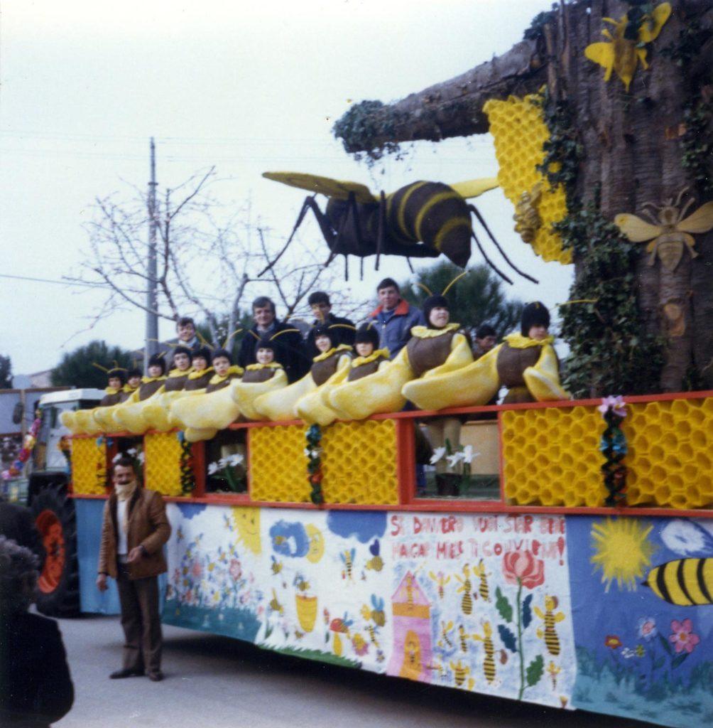 1986: Il mondo delle api